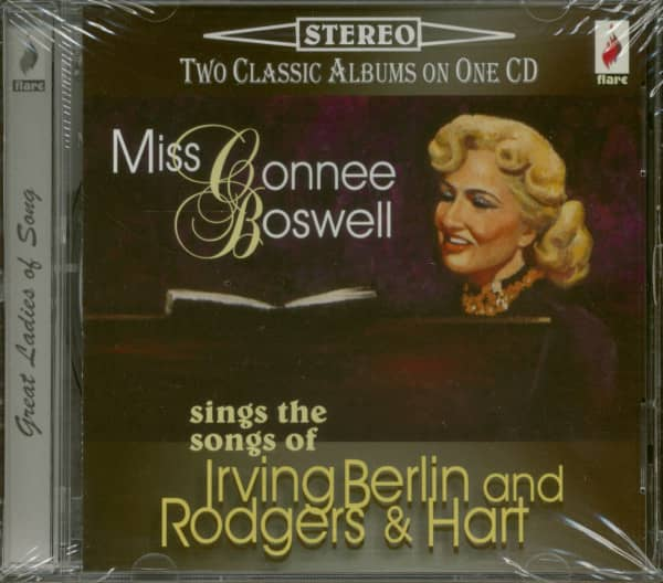 Sings The Songs Of Irving Berlin & Rodgers And Hart (CD)