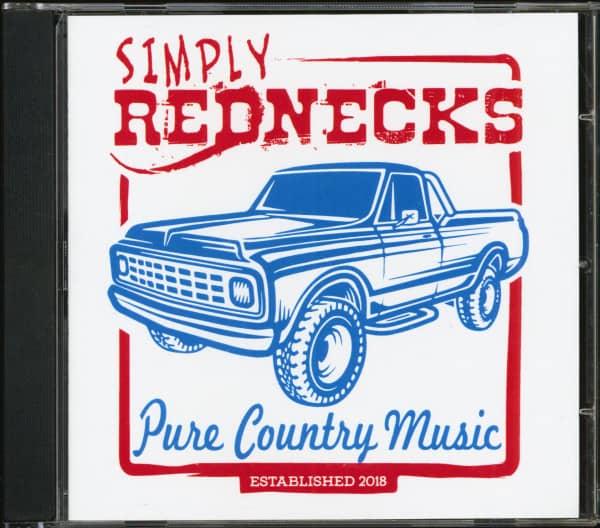 Simply Rednecks - Pure Country Music (CD)