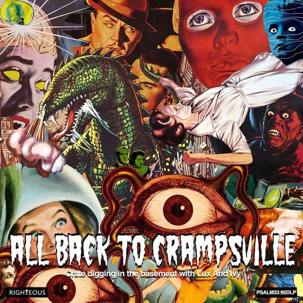 All Back To Crampsville (2-LP, Color Vinyl, Limited)