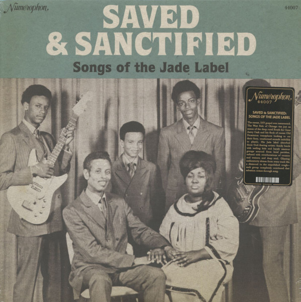 Saved And Sanctified - Songs Of The Jade Label (LP)