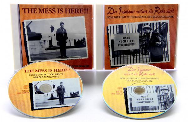 Berliner Blockadejahre - Songs und Zeitdokumente (2-CD Bundle)