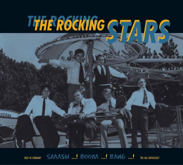 Rocking Stars (CD)