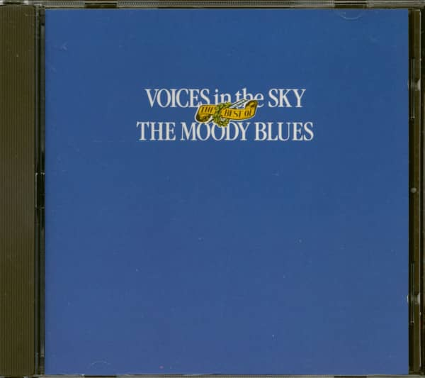 Voices In The Sky (CD)