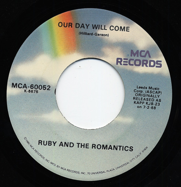 Our Day Will Come - Young Wings Can Fly 7inch, 45rpm