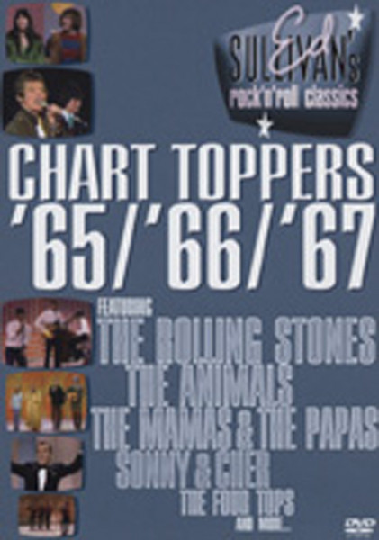 Chart Toppers '65-'66-'67 (DVD)