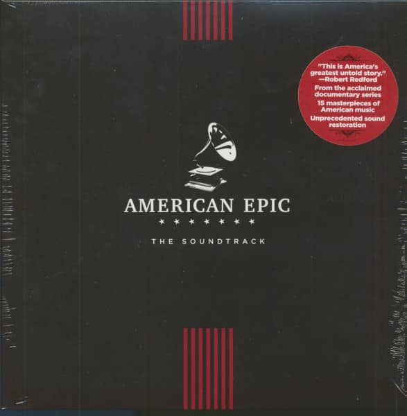 American Epic - The Soundtrack (LP)