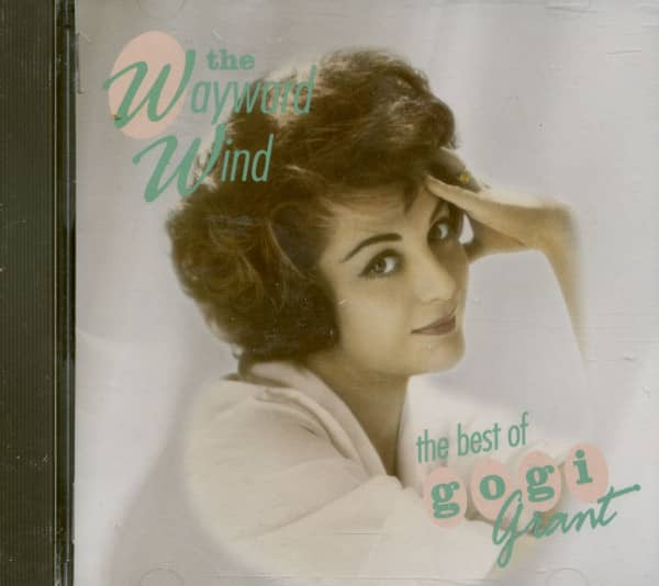 The Wayward Wind (CD)