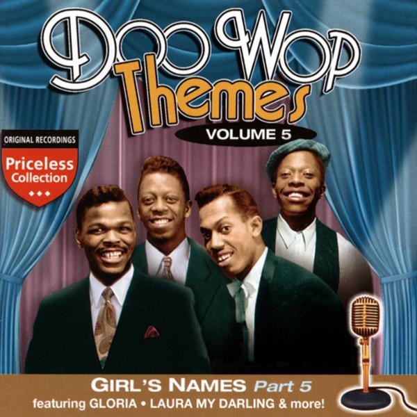 Vol.5, Girl's Names - Doo Wop Themes Vol.5