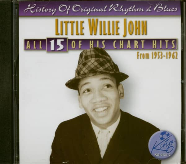 All 15 of His Chart Hits (CD)