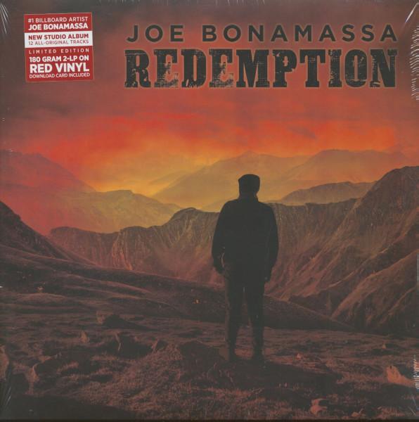 Redemption (2-LP, 180g Vinyl, Ltd., Red Vinyl)