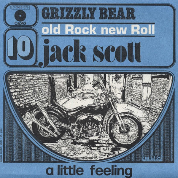 Old Rock New Roll #10 7inch, 45rpm, EP, PS