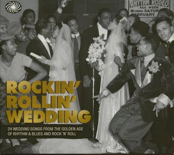 Rockin' Rollin' Wedding (CD)