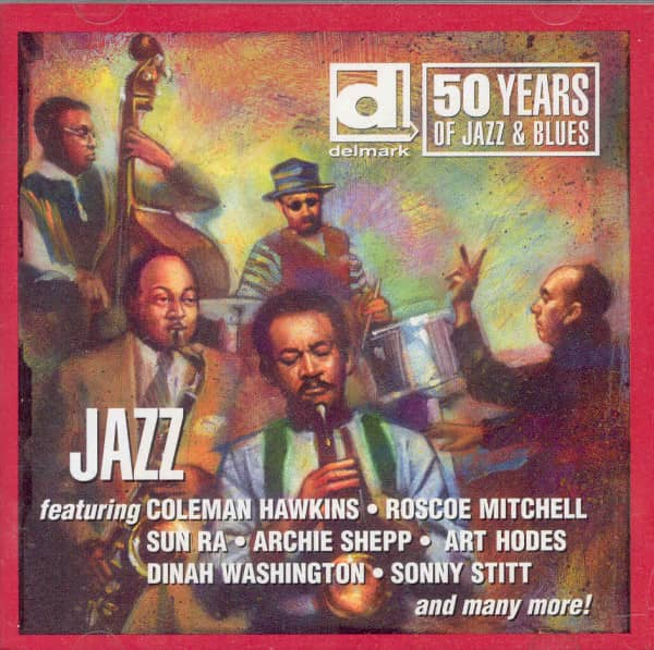 50 Years Of Jazz And Blues - Jazz (2-CD)