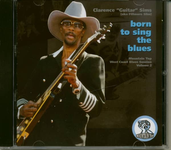 Born To Sing The Blues (CD)