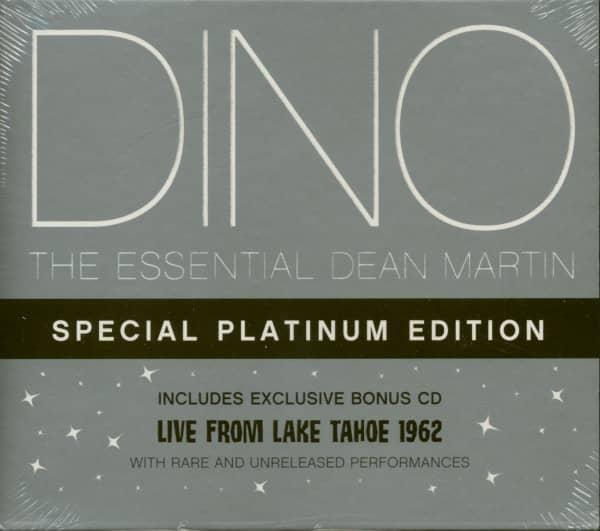 Dino - The Essential Dean Martin (2-CD, Special Platinum Edition)