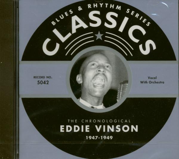 Classics 1947-1949 - The Chronological (CD)