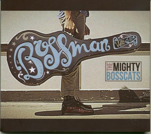 Bossman (CD)