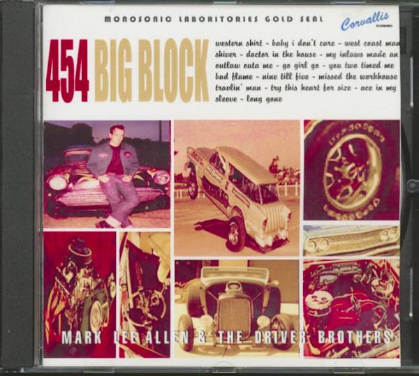 454 Big Block (CD)
