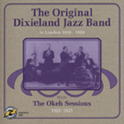 in London 1919-20 plus the Okeh Sessions 1922