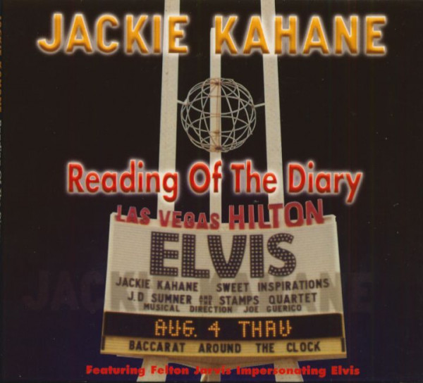 Reading Of The Diary - Elvis Presley (CD, Ltd.)