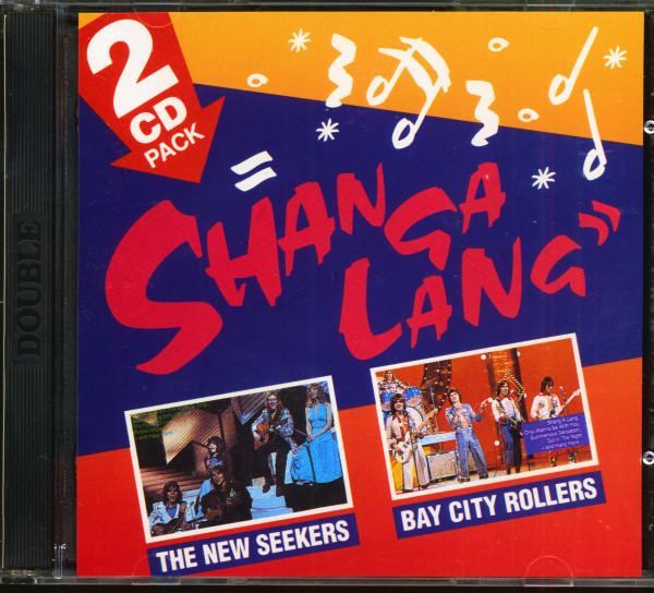 Shan A Lang - The New Seekers & Bay City Rollers (2-CD)