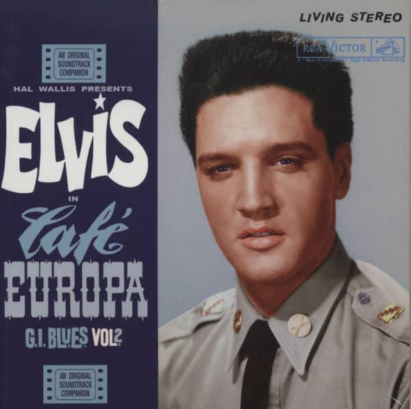 Cafe Europa - G.I. Blues Vol.2 (2-CD)