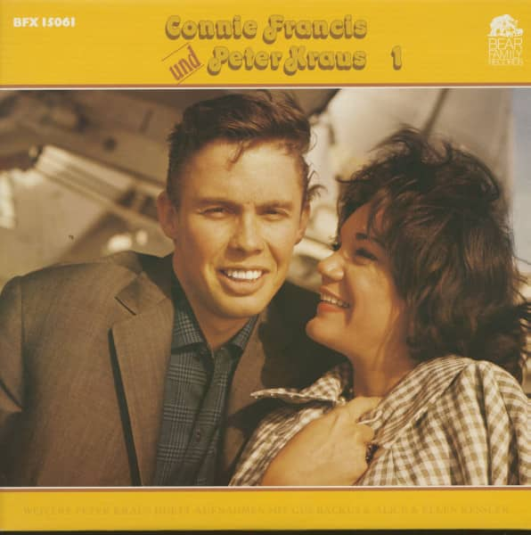 Connie Francis & Peter Kraus, Vol.1 (LP)
