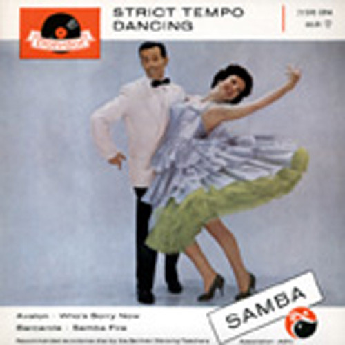 Strict Tempo Dancing - Samba 7inch, 45rpm, EP, PS