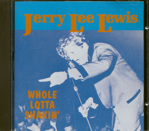 Whole Lotta Shakin' (CD)