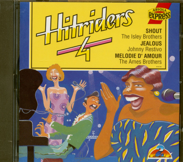 Hitriders Vol.4 (CD)