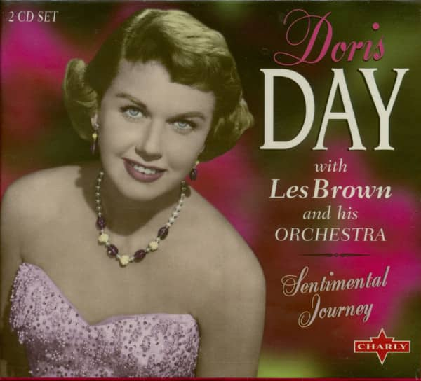 Doris Day With Les Brown - Sentimental Journey (2-CD)