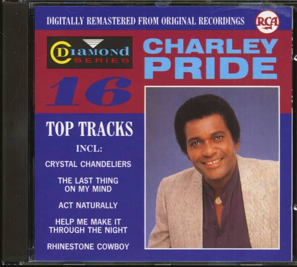 Diamond Series - 16 Top Tracks (CD)