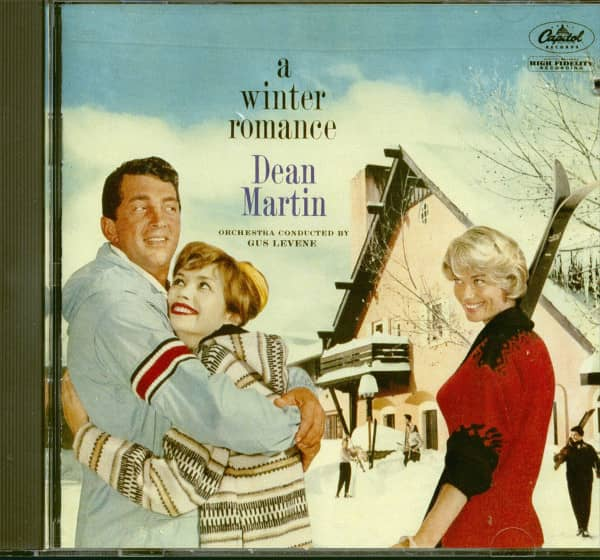 A Winter Romance (CD)