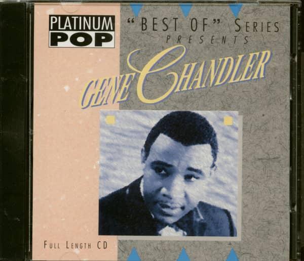 Best Of Gene Chandler (CD)