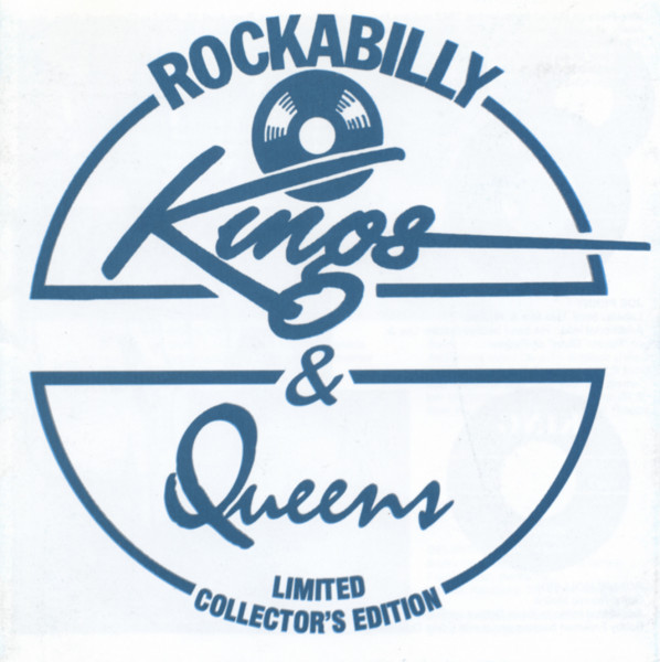 Rockabilly Kings & Queens (CD)