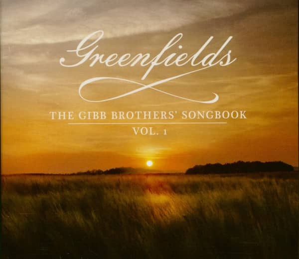 Greenfields - The Gibb Brothers Songbook (CD)
