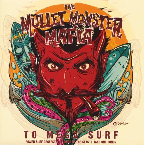 To Mega Surf (LP)