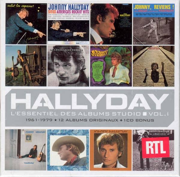 Studio Albums 1961-79...plus (13-CD)