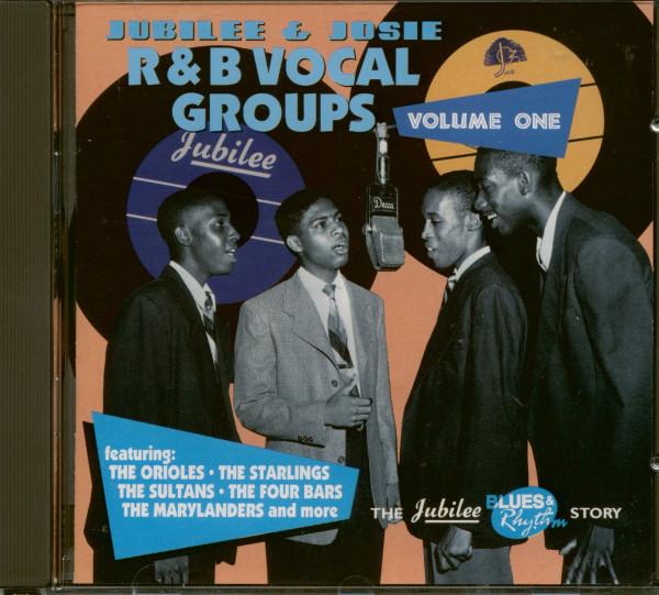 Jubilee & Josie Vocal Groups