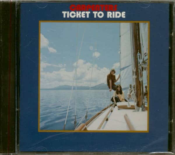 Ticket To Ride (CD)