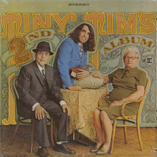 Tiny Tim's 2nd Album (LP)