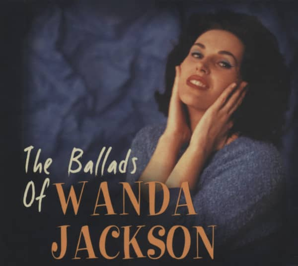 The Ballads of Wanda Jackson (CD)