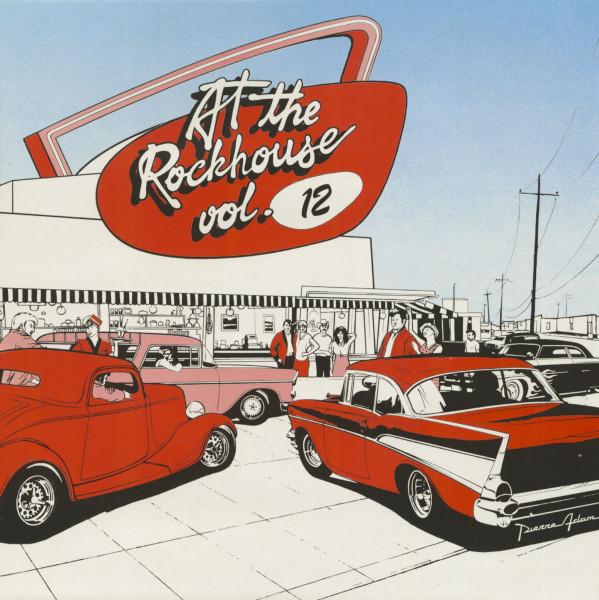 At The Rockhouse Vol.12 (LP)