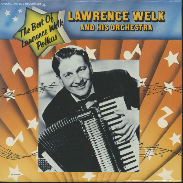 The Best Of Lawrence Welk Polkas (2-LP)