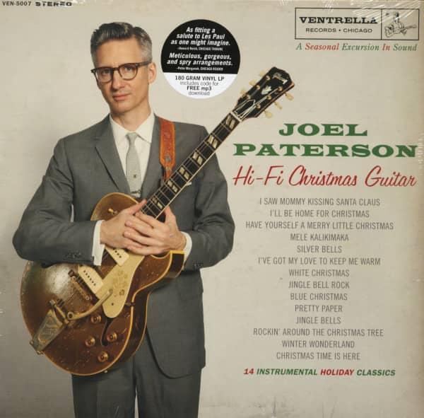 Hi-Fi Christmas Guitar (LP)