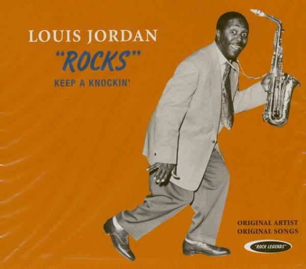 Rocks - Keep A Knockin' (CD)
