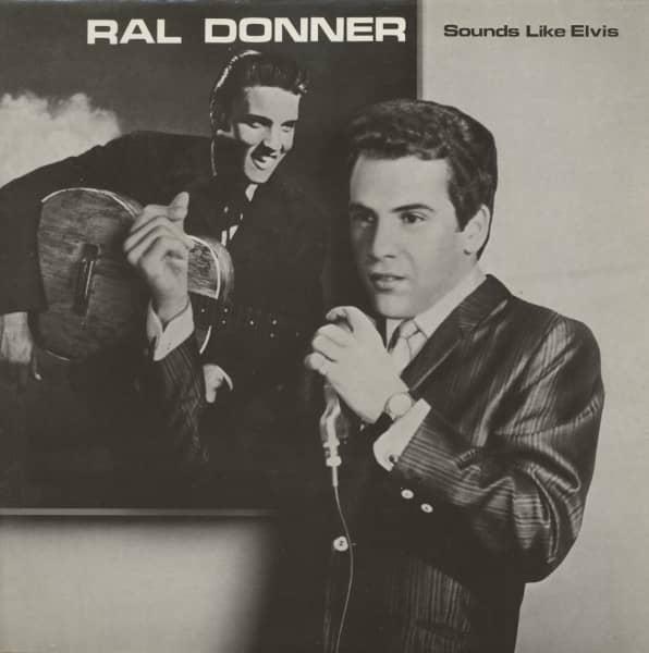 Ral Donner Sounds Like Elvis (LP)
