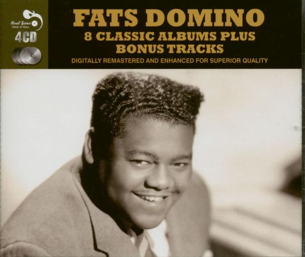 8 Classic Albums Plus Bonus Tracks (4-CD)
