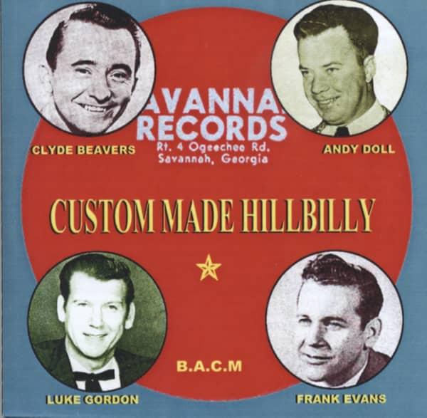 Custom Made Hillbilly