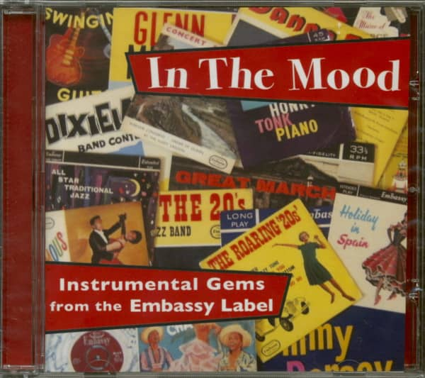 In The Mood - Instrumental Gems From The Embassy Label (CD)